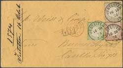 Briefmarken Lenz 99. - Los 4685