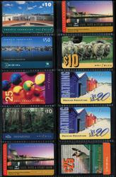 7820: Telephone Cards - Collections