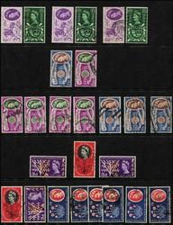 2865: Grossbritannien - Sammlungen