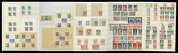 7000: Sammlungen und Posten Deutschland - Engros