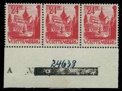 1335: Französische Württemberg
