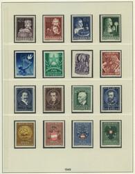 4745: Österreich - Jahrgänge