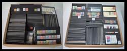 7380: Sammlungen und Posten Süd Amerika - Sammlungen