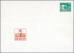 1380: DDR - Ganzsachen