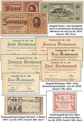 110: Banknoten