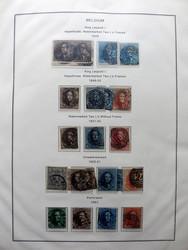 1810: Belgium - Collections