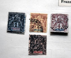 2705: French Indochina Post Offices - Collections