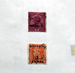 2911: Great Britain Offices Abroad - Collections