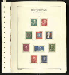 1420: German Federal Republic - Collections