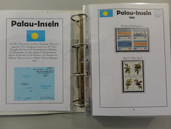 4880: Palau Islands - Collections