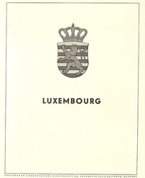 4210: Luxembourg - Collections