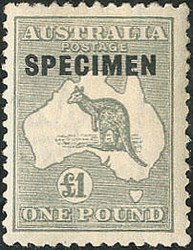 1750030: Australia - Kangaroos - Third Watermark