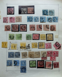 15: Old German States Bavaria - Collections