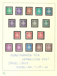 1380: German Democratic Republic - Collections