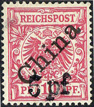 150: German Post China
