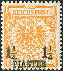 160: German Post in Turkey
