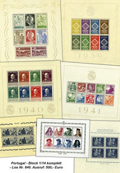5255: Portugal - Collections