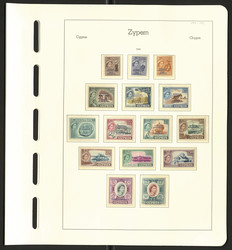 6755: Cyprus - Collections