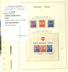 5655: Switzerland - Collections