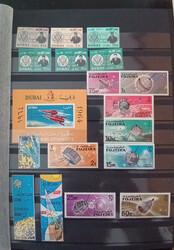 7600: Sammlungen und Posten Arabische Staaten