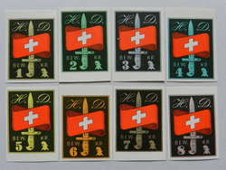 5711043: Soldier Stamps H D - Security service