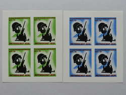 5711036: Soldier Stamps Air defense