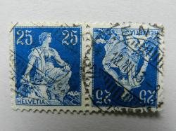5655153: Schweiz Kehrdrucke