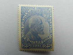 4175000: Liechtenstein Marken