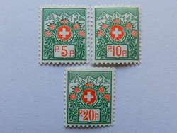 5655164: Schweiz Portofreiheit für gemeinnützige Anstaltem