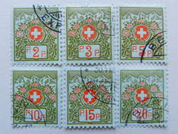 5655164: Schweiz Free postage for non-profit institutions