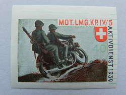 5711050: Soldatenmarken  Motorisierte Truppen