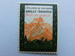 5711030: Soldier Stamps Artillery