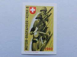 5711055: Soldatenmarken  Radfahrer