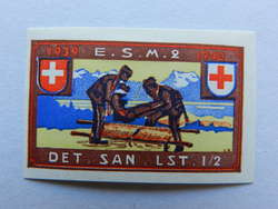 5711056: Soldier Stamps Ambulance