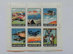 5659: Switzerland Airmail Issues