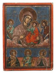 500: Art religieux, art populaire