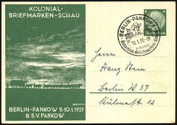 148: German Colonies History of the Colonies - Private postal stationery