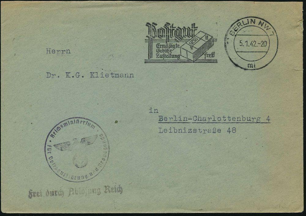 Philasearchcom Deutschland Ost Plz Gebiet O 10 100 109 Berlin Ort