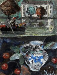 Gemälde, Aquarelle - Moderne