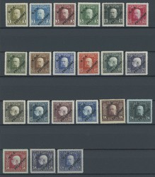 4795: Austria Military Stamps