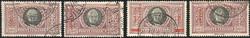 7172: Sammlungen und Posten Italien Besetzte italienische Gebiete - Lot