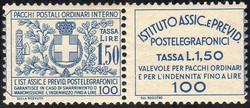 3415100: Italien Königreich - Stempelmarken