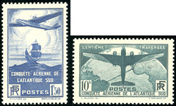 7172: Sammlungen und Posten Italien Besetzte italienische Gebiete - Flugpostmarken