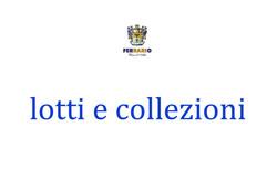 2035: Campione - Sammlungen