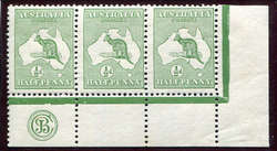 1750010: Australia - Kangaroos - First Watermark