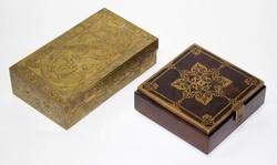 850.22: Varia - Boxes