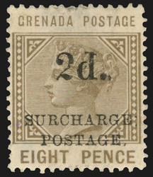 Colonial Stamp Company - Los 788
