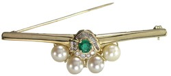 550.40: Jewelry, brooches and pins