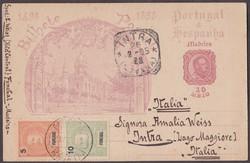 2760: Funchal - Ganzsachen