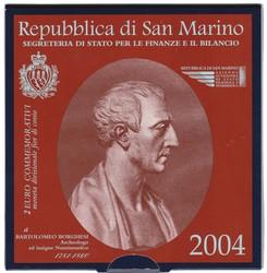 40.430.10.10: Europe - San Marino - pièces en euro - Münzsätze